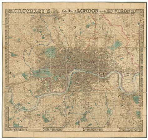 river thames old maps old maps of london the lost byway