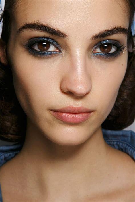 trending for 2105 the best makeup trends for spring 2016 spring blue