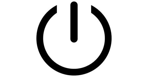 Design Home App For Windows power thin circular symbol free interface icons