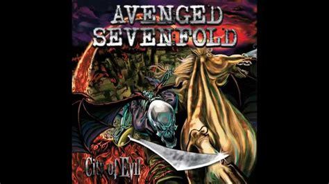 Avenged Sevenfold City Of Evil A7x Kaos 2 Sisi Ukuran S a7x city of evil album hq
