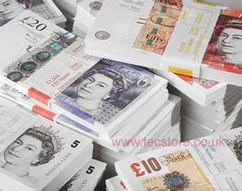 currency gbp gbp paper banknote currency wrappers straps bands