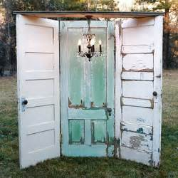 Using Old Doors In Landscaping Dishfunctional Designs The Upcycled Garden Volume 4