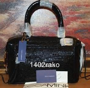 Style Britneys Bag by Style Minkoff Croc Embossed