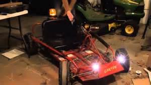 Go Kart Lighting Kit Go Kart Lights