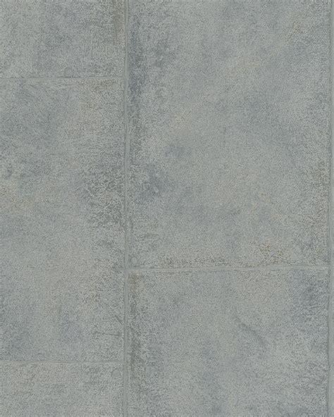 beton optik tapete vlies beton optik silber grau metallic marburg 59334