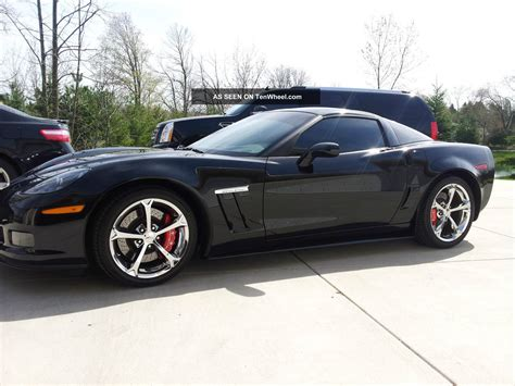 2013 corvette grand sport 60th anniversary