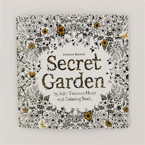 secret garden coloring book buy aliexpress buy 24 pages secret garden