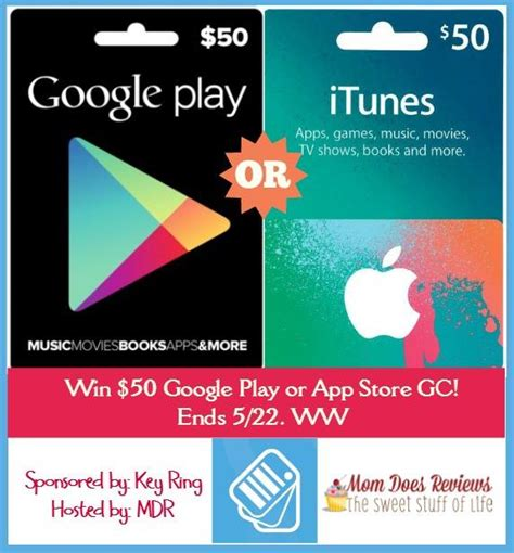 Google Play Gift Card Rewards - 50 google play or itunes gift card giveaway world wide