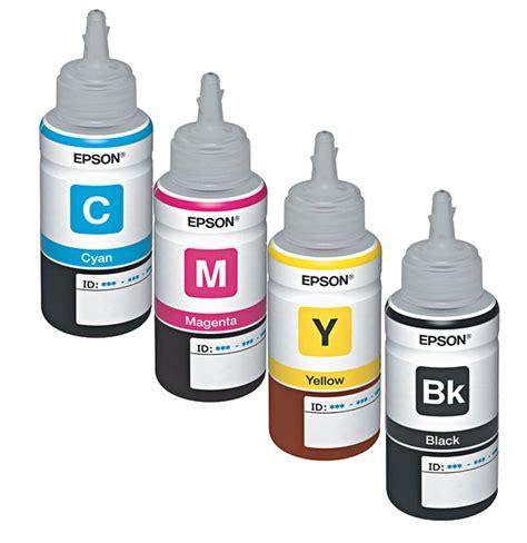 Tinta Ori Epson L800 4 Refil Tinta Original Epson L365 L220 L200 L355 L800