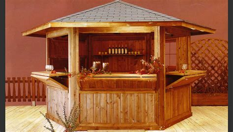 gazebo bar in legno gazebo bar flickr photo