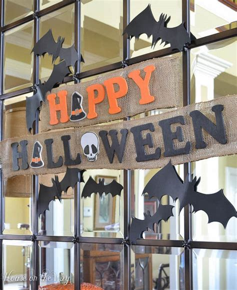 decorar negocio halloween ideas para decorar tu ba 241 o en halloween banium