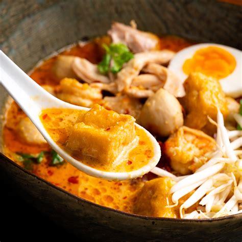 malaysian curry laksa laksa lemak marions kitchen