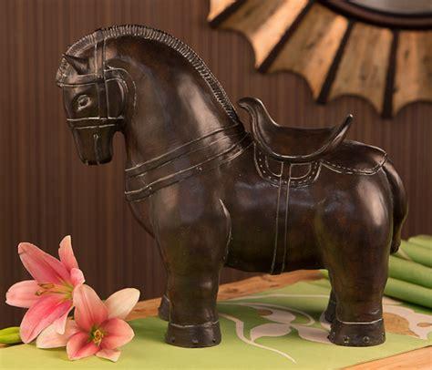 horse home decor bronze tang horse home decor
