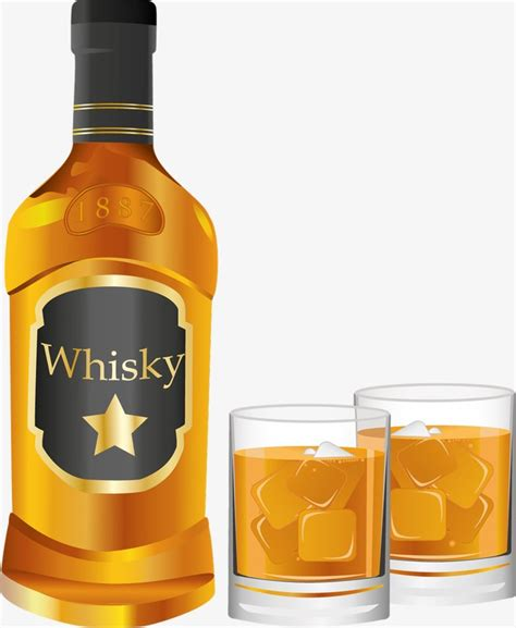 Whiskey Clipart whiskey wine bottle whiskey clipart png image and