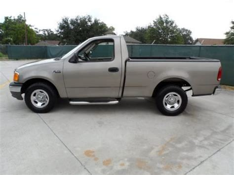 2004 Ford F150 Specs by 2004 Ford F150 Xl Heritage Regular Cab Data Info And