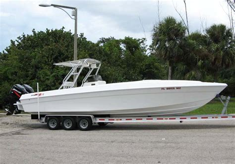 cigarette boat for sale on craigslist boat for sale 2004 powerplay 33 center console w merc