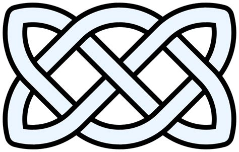 file celtic knot linear 7crossings svg wikimedia commons
