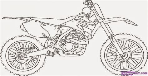 card dirt bike coloring templates get this easy preschool printable of dirt bike coloring