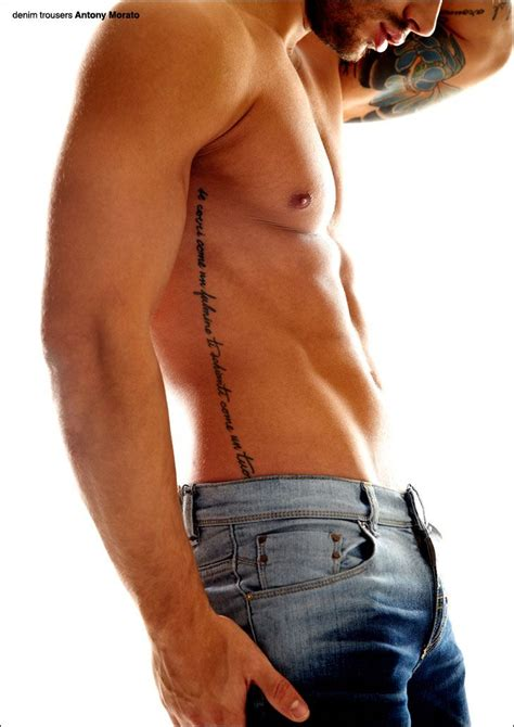 men rib tattoos 244 best my religion images on