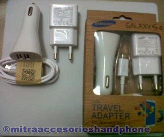 Travel Charger Mobil Car Charger Kabel Data Micro Usb Samsung Ori mitra accessories hp