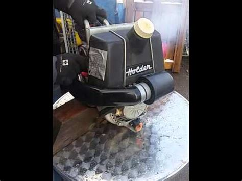 Sachs Motor Holder by Holder H4 Sachs Motor