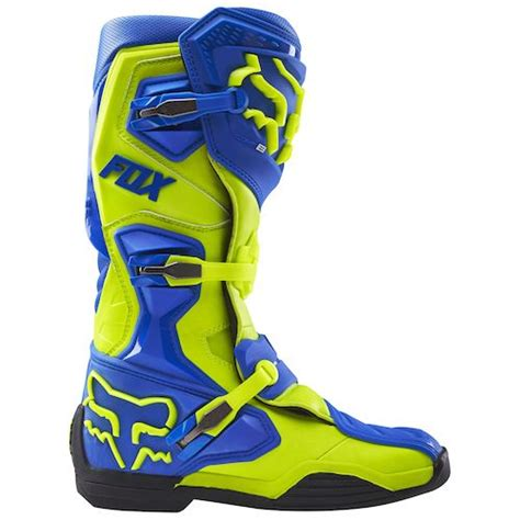fox racing motocross boots fox racing comp 8 boots revzilla