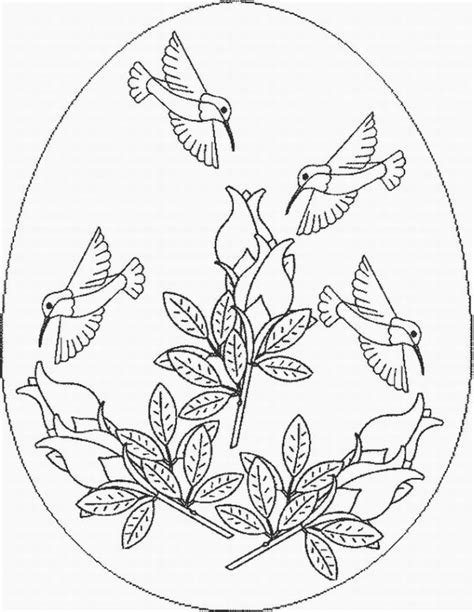 coloring book embroidery embroidery hummingbird that inspires az coloring pages