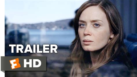 emily blunt trailer the girl on the train official trailer 1 2016 emily