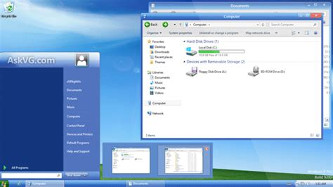 download free windows 8 theme for xp in one click techalltop download windows xp luna royale blue and zune themes for