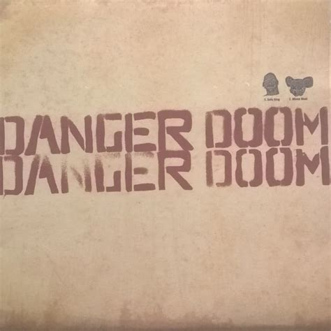 Danger Doom Sofa King by Danger Doom Sofa King Mince Releases Discogs