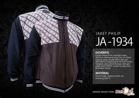 Kemeja Pria Darius patriot series bagian 1 jaket batik desain klasik khas