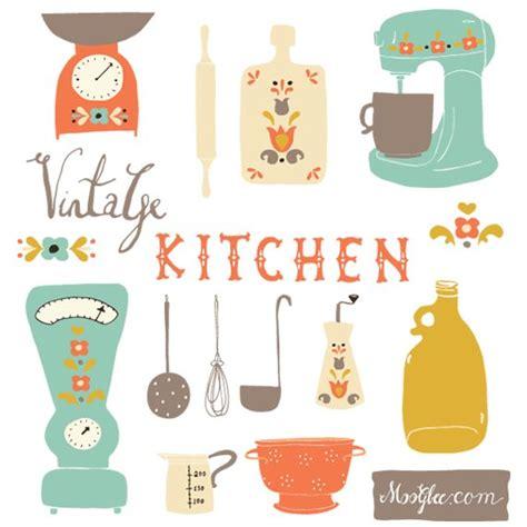 Vintage Kitchen Clipart the world s catalog of ideas