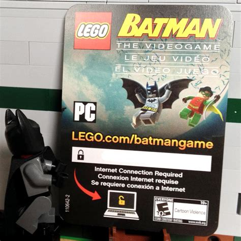 Free Lego Giveaway - free lego batman video game giveaway