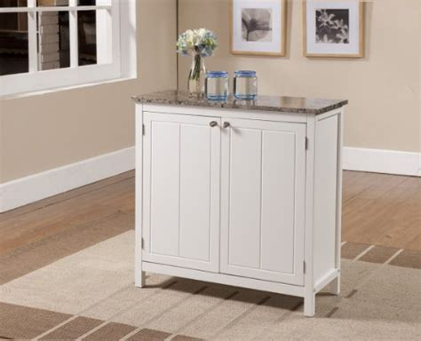 kitchen island with storage cabinets brand white with marble finish top kitchen island