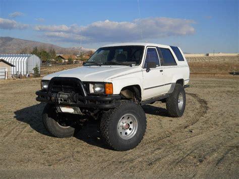 1st Toyota 4runner Fs 1st 1985 4runner V8 Rock Crawler 8000 Mojave