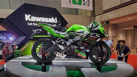 kawasaki  silindirli yeni modeli ninja zx ri tanitti