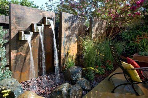 diy backyard fountains and waterfalls waterfall garden diy 5 how to organize