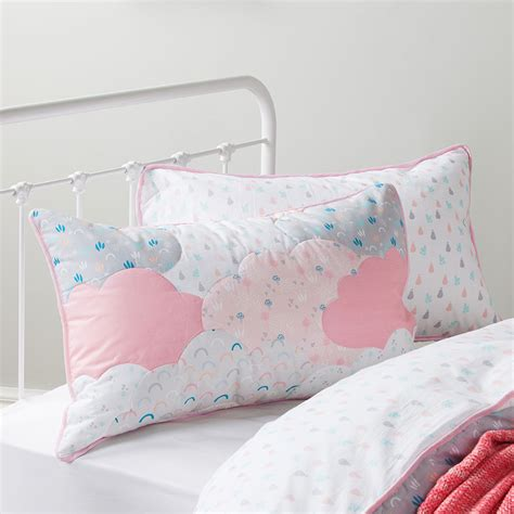 Adairs Quilt Covers by Adairs Cloud Winter Harvest Quilted Quilt Cover Set