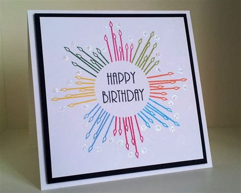 Simple Handmade Birthday Card Designs - home design simple birthday card design birthday card