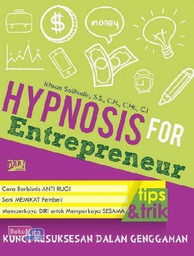 bukukita hypnosis for entrepreneur toko buku