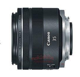 images of four canon rf lenses leaked | lens rumors