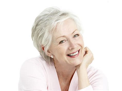 short hairstyles for seniors with grey hair grey hairstyles for women