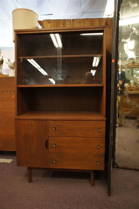 china cabinet with sliding glass doors mid century modern china hutch cabinet sliding glass doors