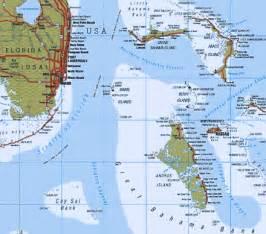map of ta area florida bahamas ghta cruising club