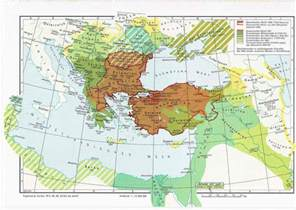 Ottoman Empire 1815 Historical Maps Of Central And Eastern Europe