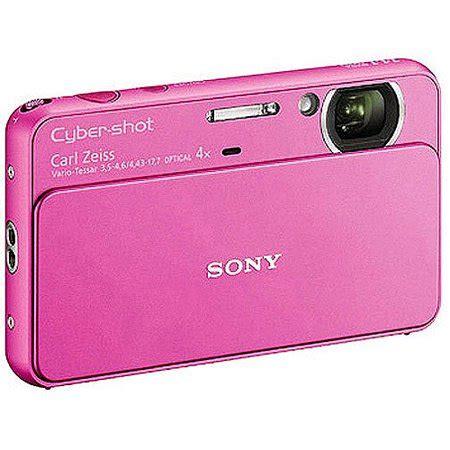 sony dsc t99 pink 14.1mp digital camera w/ 4x optical zoom