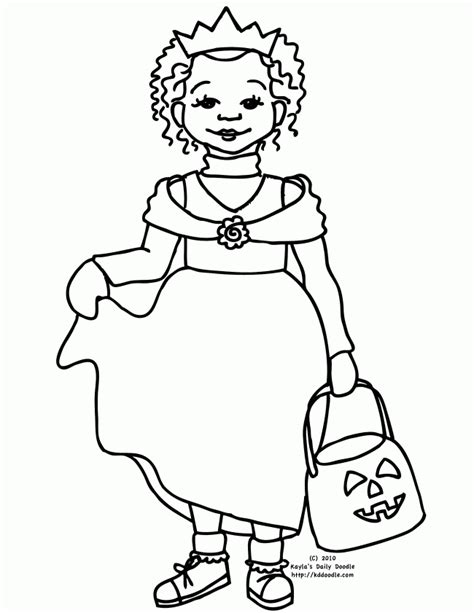 princess halloween coloring pages az coloring pages