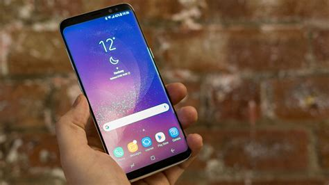 Samsung S8 Vs S8 Iphone 8 Vs Samsung Galaxy S8 Comparison Smartphone