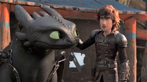 trailer du film dragons 3 le monde cach 233 dragons 3