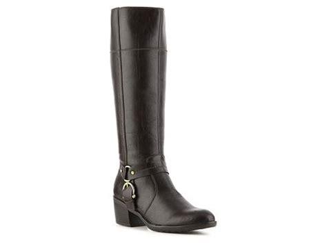 dsw wide calf boots lifestride wrangler wide calf boot dsw